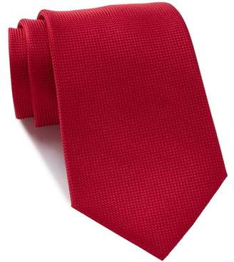 Nordstrom Rack Oleta Solid Silk Extra Long Tie
