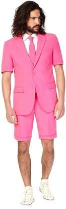 DAY Birger et Mikkelsen Opposuits Men's OppoSuits Slim-Fit Mr. Pink Suit & Tie Set
