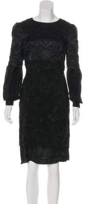 Proenza Schouler Lace Knee-Length Dress