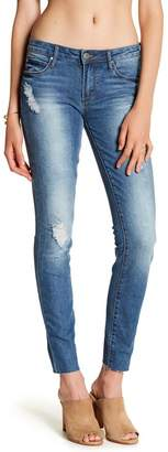 Articles of Society Sarah Cut Hem Jean $64 thestylecure.com