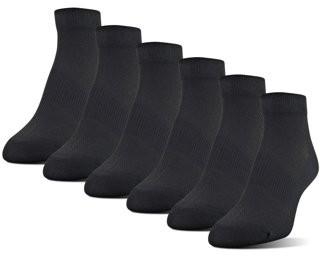 Athletic Works Women's Ultralite Low Cut Socks, 6 Pairs