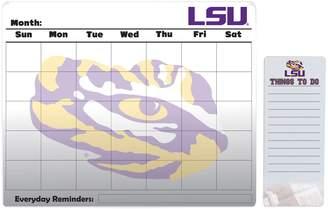 LSU Tigers Magnetic Dry Erase Calendar & To-Do Board Set