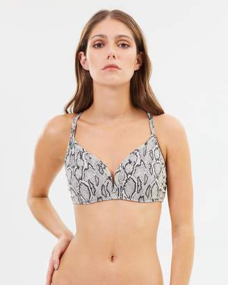 Seafolly Wild Side V-Wire DD Bralette