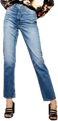 Topshop Editor High Waist Jeans