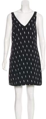 Maiyet Embroidered Silk Dress