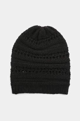 Ardene Knit Slouchy Beanie