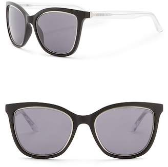 GUESS 54mm Square Sunglasses