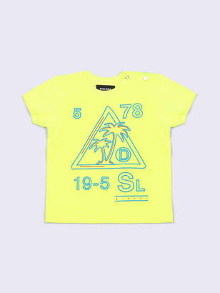 Diesel KIDS T-shirts and Tops KYANP - Yellow - 12M