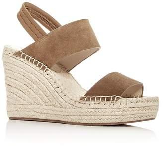 2f06732ee02c Kenneth Cole Women s Olivia Espadrille Platform Wedge Sandals