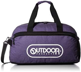 Outdoor Products (アウトドア プロダクツ) - [アウトドアプロダクツ] デカロゴシリーズトラベルボストン 39.0L 33.0cm kg OUT-171 ダークパープル ダークパープル