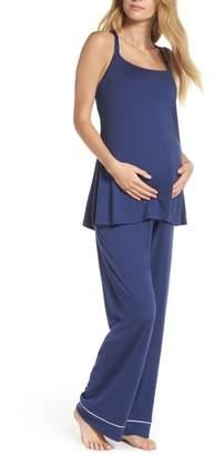 Cosabella Bella 4-Piece Maternity/Nursing Pajama Gift Set