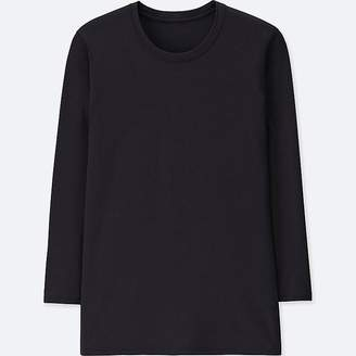 Uniqlo Men's Airism Performance Support Long-sleeve T-Shirt