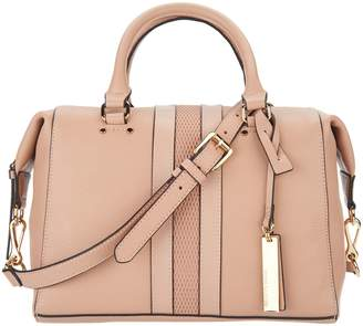 Vince Camuto Leather Satchel Handbag - Mio