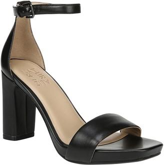 90b79f00978 Naturalizer Black Platform Heel Women s Sandals - ShopStyle