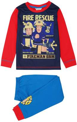 M&Co Fireman Sam pyjamas