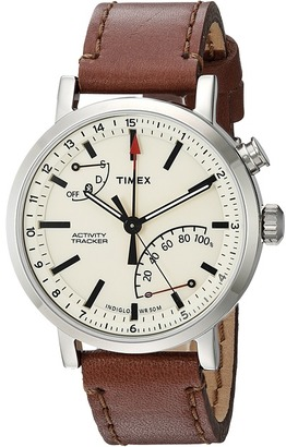 Timex - Metropolitan+ Watches $180 thestylecure.com