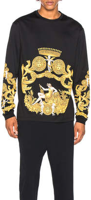 Versace Long Sleeve Tee