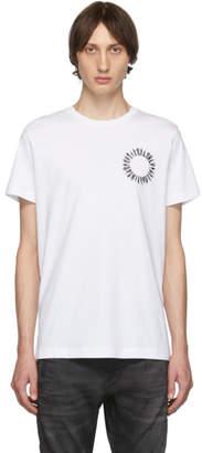 Diesel White T-Diego-A12 T-Shirt