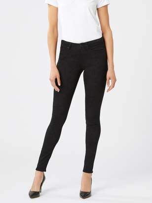 Jeanswest Skinny Jeans Absolute Black-Absolute Black-18-Ankle