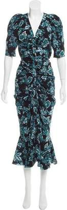 Veronica Beard Silk Kent Dress w/ Tags