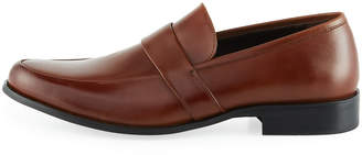 Karl Lagerfeld Paris Men's Smooth Leather Loafers