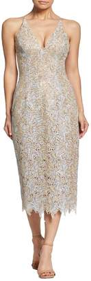 Dress the Population Aurora Lace Sheath Dress