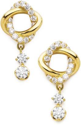 Classic Jewels K18YG ダイヤモンド(0.26ct) ピアス イエローゴールド