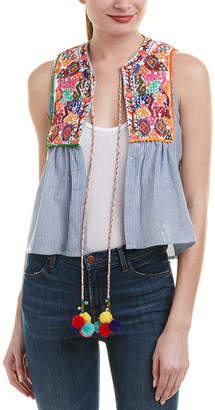 Haute Rogue Embroidered Vest