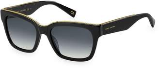 Marc Jacobs 53MM Rectangular Sunglasses