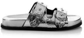 35a95e76a9de Rebecca Minkoff Rubber Sole Sandals For Women - ShopStyle Australia