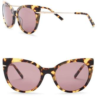 Ted Baker Full Rim Cat Eye Sunglasses