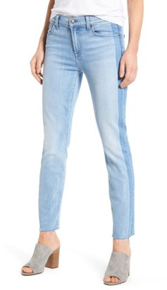 Women's 7 For All Mankind Roxanne Original Ankle Skinny Jeans $229 thestylecure.com