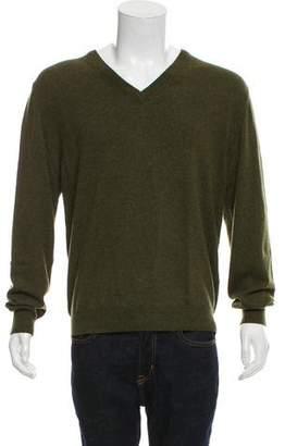 Christian Dior Cashmere V-Neck Sweater