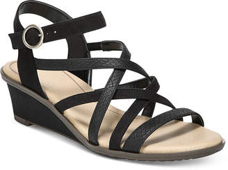 Dr. Scholl's Gemini Wedge Sandals Women's Shoes