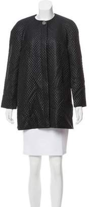 Tanya Taylor Heather Car Textured Coat w/ Tags