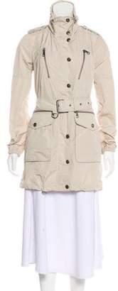 Burberry Casual Short Coat