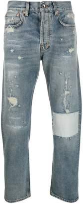 PRPS straight leg jeans