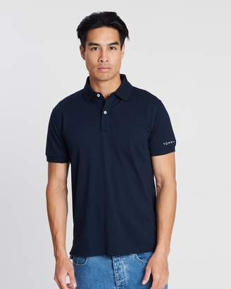 Tommy Hilfiger Tommy Logo Regular Polo