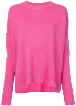 Derek Lam 10 Crosby Boxy Crewneck Sweater