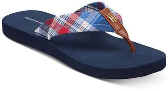 Tommy Hilfiger Women's Camary Flip Flops Women's Shoes