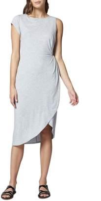 Sanctuary Salma Asymmetrical Faux Wrap Dress