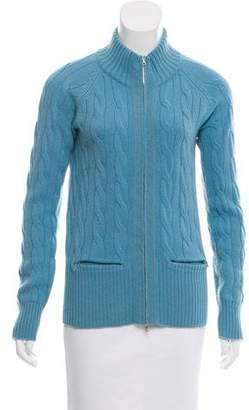 Christopher Fischer Cashmere Cable Knit Sweater