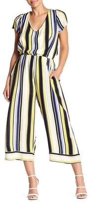 SUPERFOXX Vertical Stripe Jumpsuit