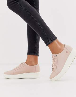 Timberland oxford leather sneakers
