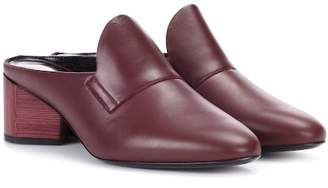 Pierre Hardy Leather mules