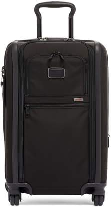 Tumi Alpha 22-Inch International Dual Access Four-Wheel Carry-On Suitcase
