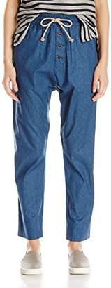 Thaddeus O'Neil Women's Cotton Bloomer Pant