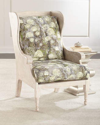 John-Richard Collection Scandinavian Wing Chair