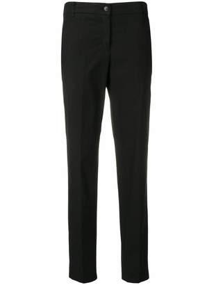 Emporio Armani tailored slim-fit trousers