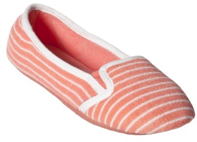Gilligan & OMalley® Womens Mothers Day Stripe Slipper - Assorted Colors